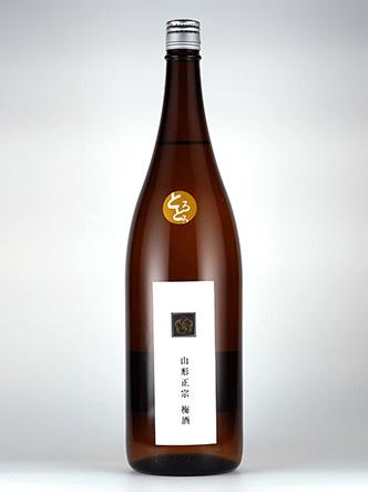 Yamagata Masamune Torotoro Umeshu
